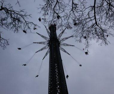 Parco divertimenti Prater di Vienna