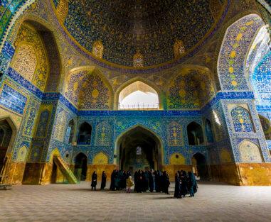 IRAN TOUR MAPPAMONDO CONSIGLIATO